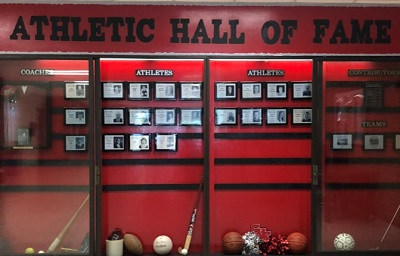Athletic Hall of Fame Nominations